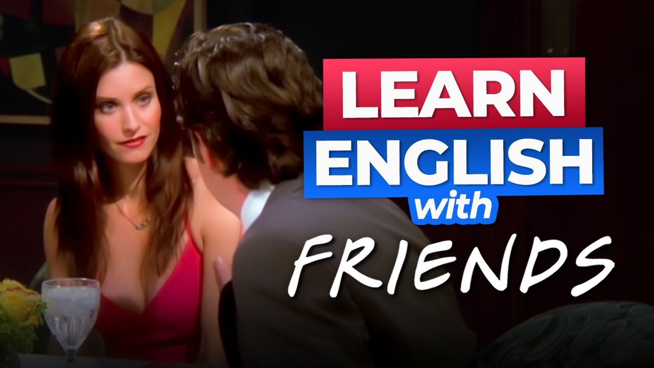 Download Chandler Tries To Propose To Monica, But Then... | Learn English With FRIENDS