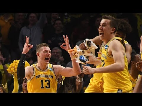 Michigan vs. Texas A&M: Watch all of the Wolverines' 14 three-pointers from the Sweet 16