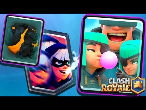 NEW CLASH ROYALE LEAKED CARDS!!