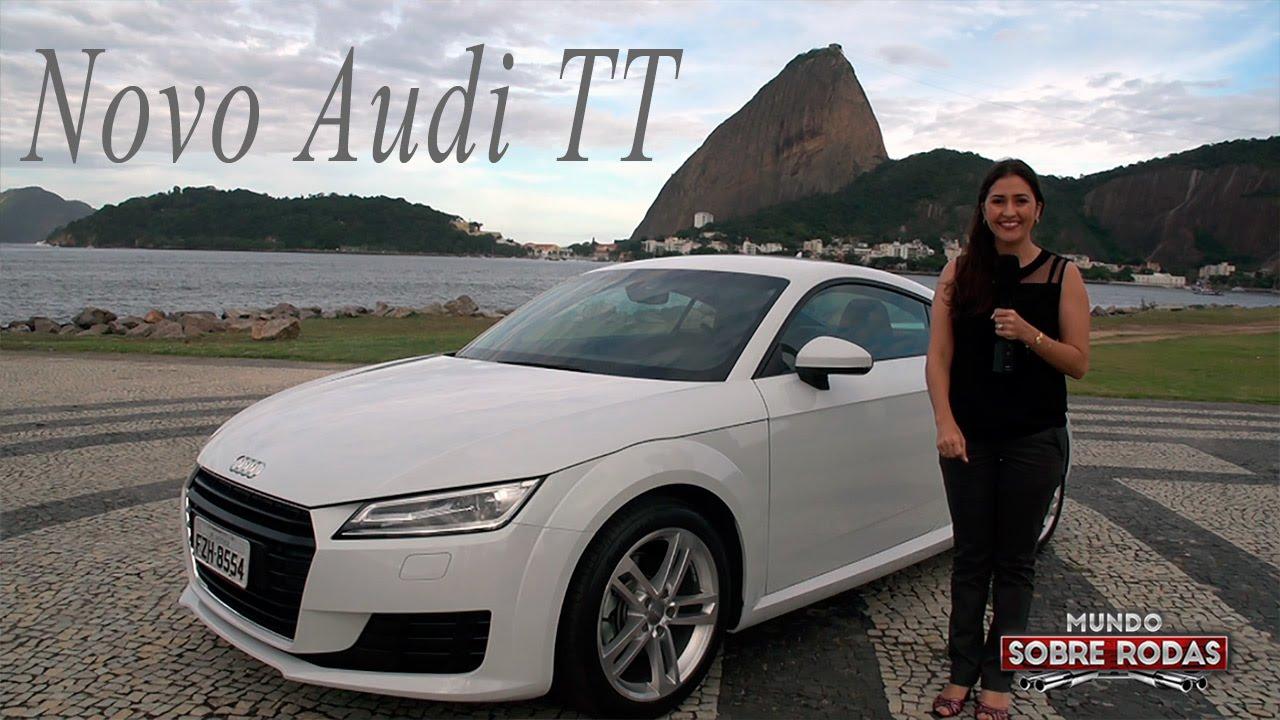 Novo Audi TT 2016