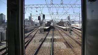 【HD】もうすぐ神戸線撤退!阪急神戸線6050F 普通神戸三宮行き 全区間前面展望 梅田~神戸三宮