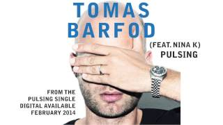 "Tomas Barfod - ""Pulsing"" (feat. Nina K) (Official Audio)"