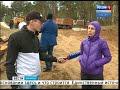 Жители перегородили дорогу технике и подрались со строителями в микрорайоне Первомайском Иркутска
