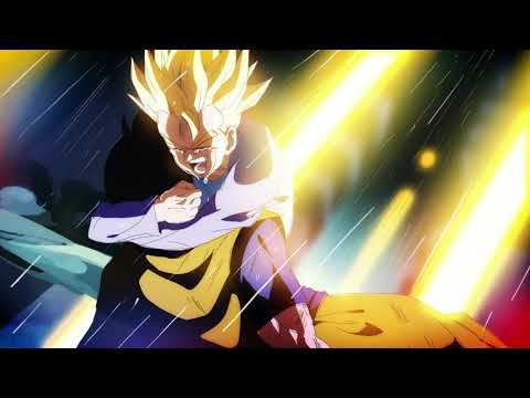 Trunk's SSJ Transformation Theme Extended