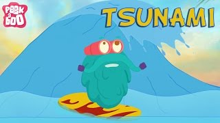 Tsunami | The Dr. Binocs Show | Educational Videos For Kids