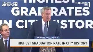NYC Graduation Rates Reach an All-Time High