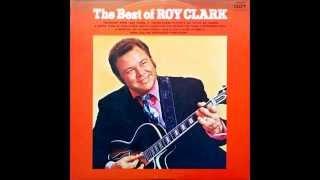The Tips Of My Fingers , Roy Clark , 1963 Vinyl
