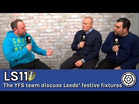 LS11: Leeds' festive fixtures + Andrea Radrizzani