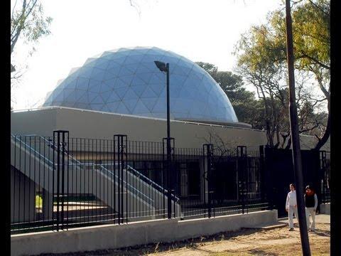 Se inaugura el planetario de la ciudad de La Plata