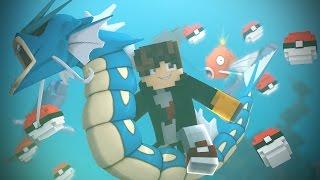 Minecraft: AVENTURA POKEMON - POKEMONS DE AGUA - ‹ JUAUM › #11
