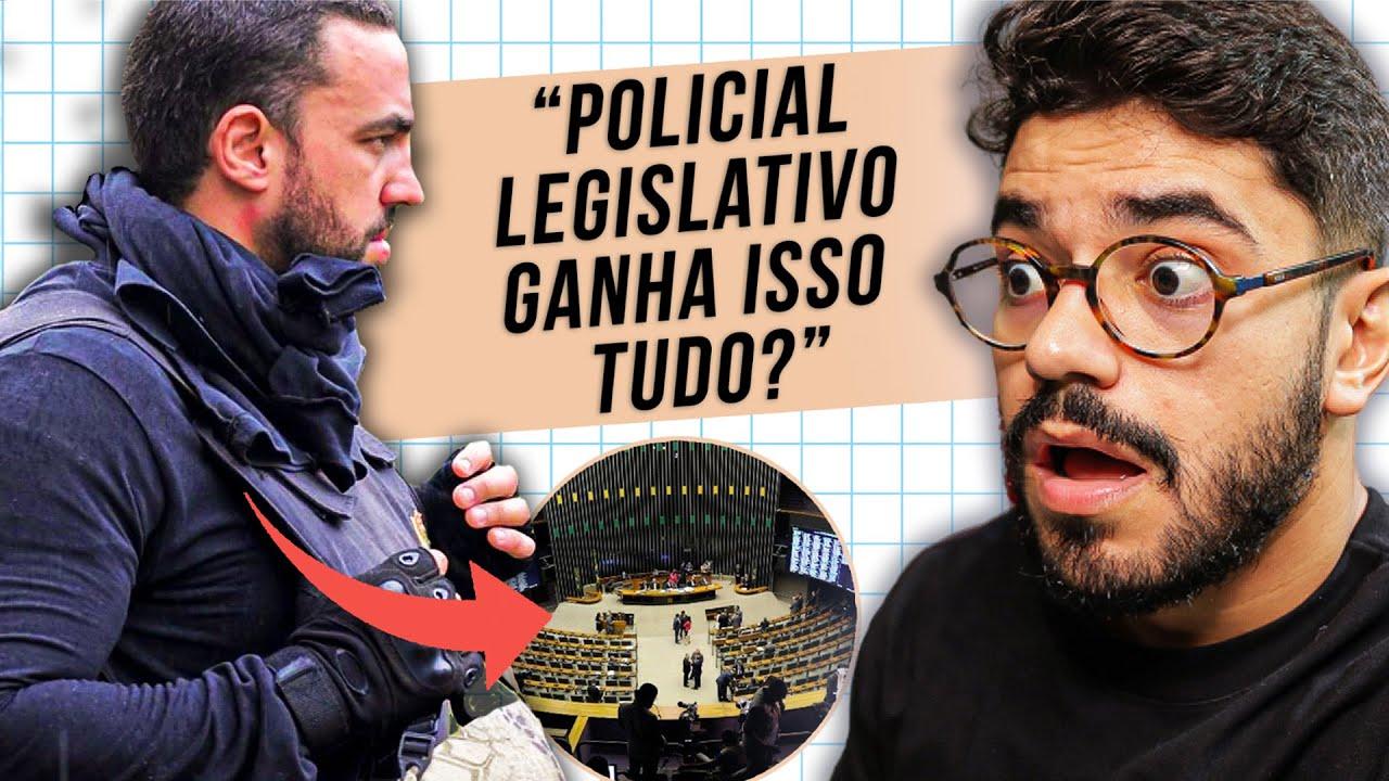 O MAIOR Salário Policial Do Brasil