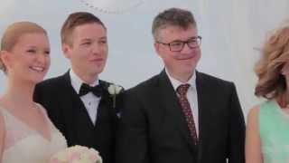 Свадьба на Санторини в октябре