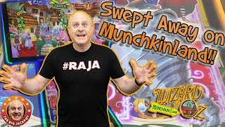 👠Wicked Wins of the West 👠How much will I win on Munchkinland slots?? 💵