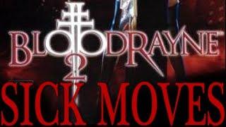 BloodRayne 2 - All Fatalities