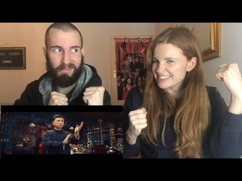 IP MAN 4 Trailer Reaction | Donnie Yen | Scott Adkins