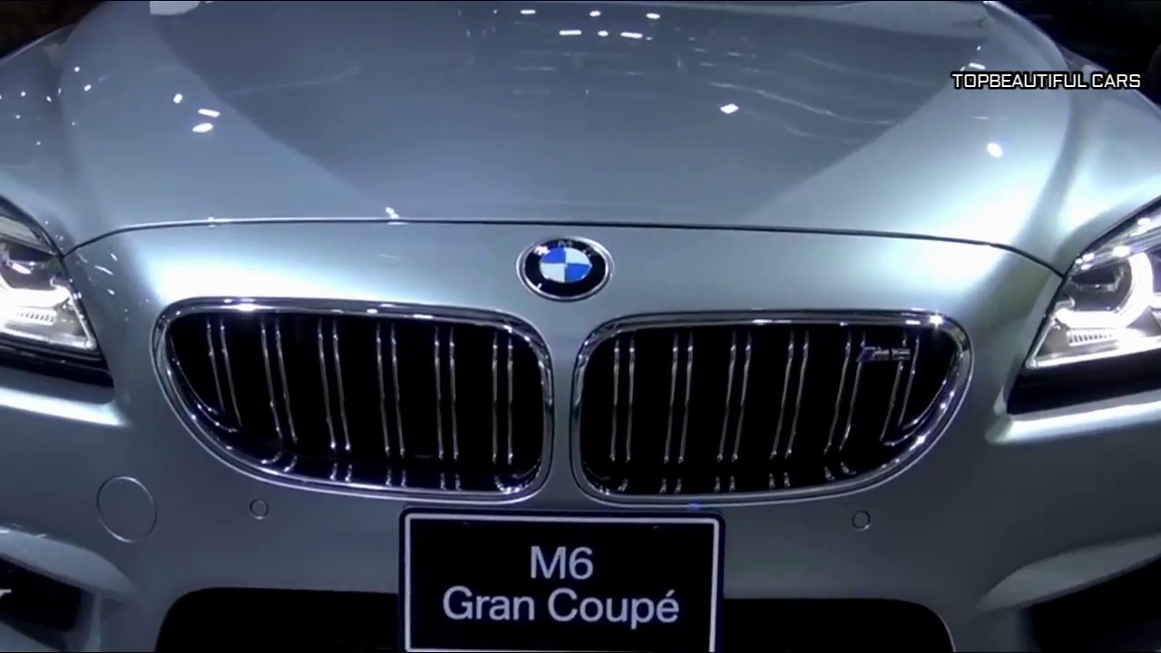 2019 Bmw M6 Gran Coupe Redesign Exterior Interior
