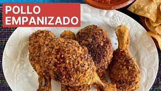 Pollo Empanizado / Fried Chicken (How To)