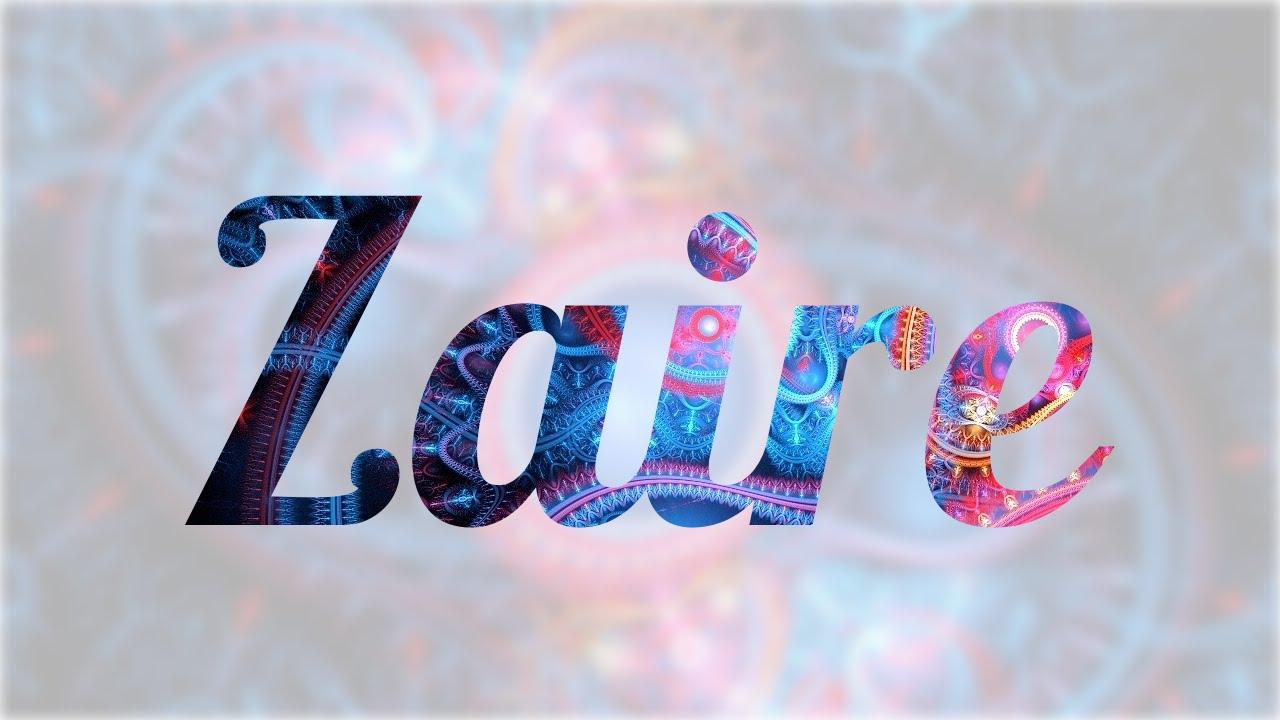Significado de Zaire nombre Africano para tu bebe nio o nia