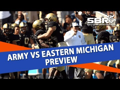 Army Vs. Eastern Michigan | College Football Pick | Thursday, Oct. 25