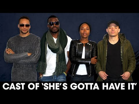 The Cast Of 'She's Gotta Have It' Talk Spike Lee's Directing, PanSexuality  More