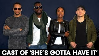 failzoom.com - The Cast Of 'She's Gotta Have It' Talk Spike Lee's Directing, Pan-Sexuality + More