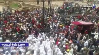 بالفيديو والصور.. إحياء ذكرى  «آمون» وعيد «الأوبت» بدورة مولد سيدى أبو الحجاج الأقصري