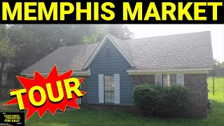 Comparing Real Estate Markets - Turnkey Real Estate Investing in Memphis; 3475 Chowning