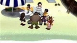 Final Fantasy VII - Costa del Sol - ElectroCarribeana