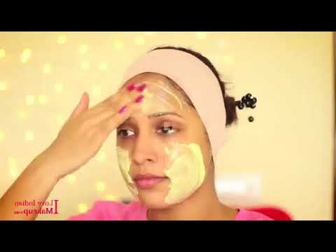 Organic Herbal Facial At Home  Get Glowing Skin In a Day With No Side-Effects
