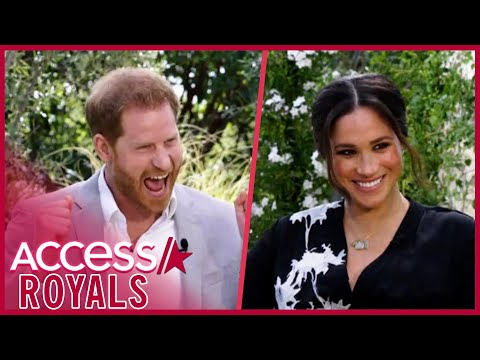 Meghan Markle & Prince Harry Are Having A Girl