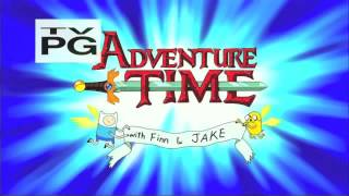 Adventure Time- Intro (Hungarian)