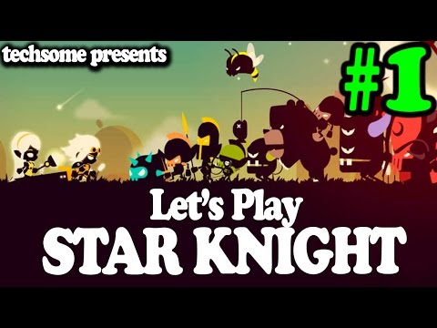 Let's Play - Star Knight (Green Hill All Stages, Killing Paro The Fire Golem)
