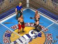 Goldberg vs Yokozuna Fire Pro Wrestling Returns