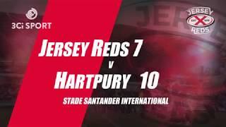 283f13acd40 Highlights v Jersey Reds - 23-03-2019