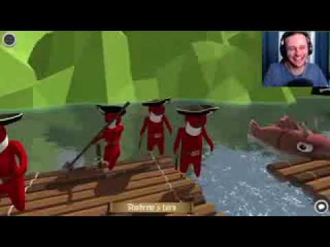 stupid raft battle simulator ssundee