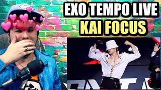 EXO COMEBACK SHOWCASE - Tempo KAI (2 Angles Mixed) | REACTION!!