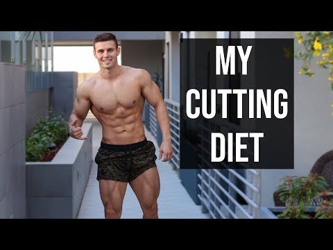 Cutting Diet - MEAL BY MEAL