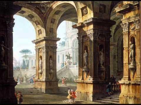 Domenico Scarlatti - Harpsichord Sonatas - Igor Kipnis ( Part 1 )