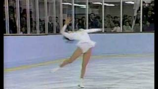 1988 JNN杯 全日本フィギュアスケート選手権大会 | Junko Yaginuma ...