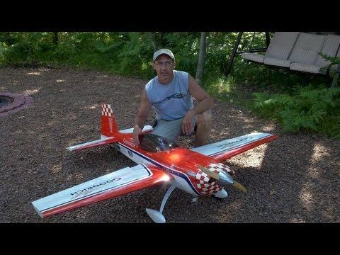 Patty Wagstaff Extra 300 Maiden flight 2.10 Moki (Dad Flying) 2012