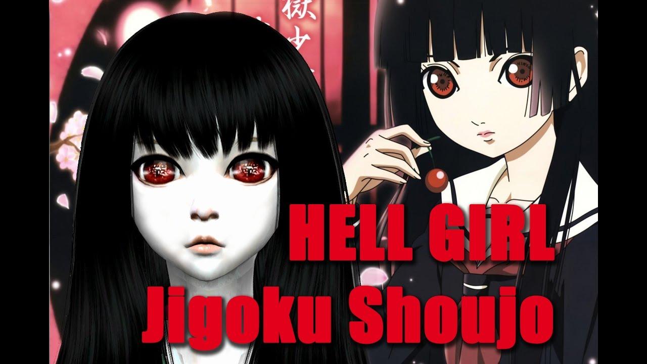 Sims 4 Anime Characters Mod : The sims create a sim anime character jigoku shoujo