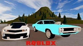 Roblox Drag Race auf Fahrzeug Simulator - Racing All of My Cars against my Dad