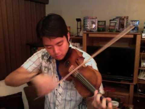 The A-Team Theme on Violin