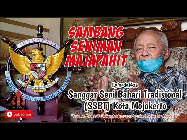 Seni Miniatur Perahu (SSBT Mojokerto) Episode 3 - Sambang Seniman Mojopahit || Mojokerto