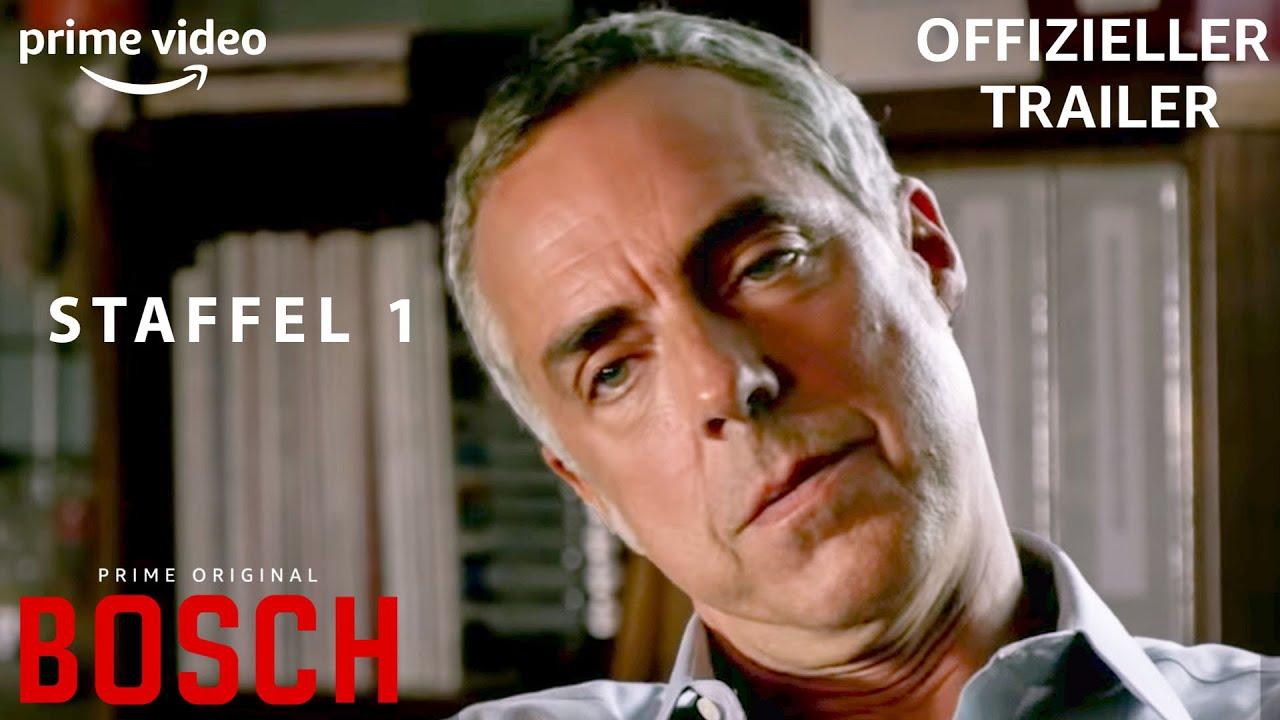 Bosch Staffel 1 Offizieller Trailer Prime Video