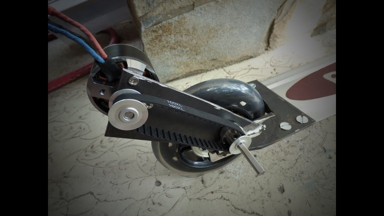 How To Make a Razor Scooter Electric   DIY Electric Scooter (Pt 1)
