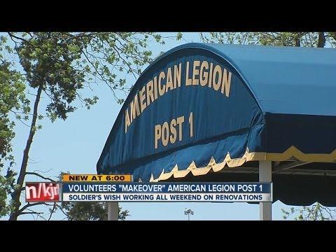 American Legion Post 1