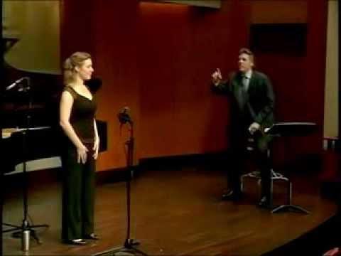 2009 Thomas Hampson Voice Master Class