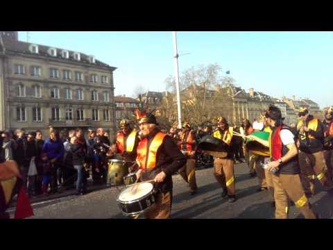 Carnaval Strasbourg 2015