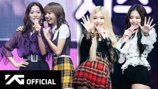 Funny and Cute Moments   BLACKPINK 2019 PRIVATE STAGE CHAPTER 1